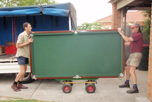 Pool Table Moves Kitchener Moving Service - Pool table movers near me